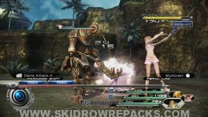 Final Fantasy XIII-2 Repack Cracked