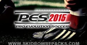Pro Evolution Soccer 2015 Reloaded Full Crack