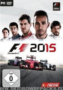 F1 2015 Full Crack