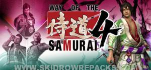 Way of the Samurai 4 Full Crack
