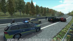 Autobahn Police Simulator Full Crack