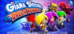 Giana Sisters Dream Runners Full Crack