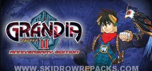 Grandia II Anniversary Edition Full Crack
