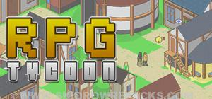 RPG Tycoon v0.8.11 Full Crack