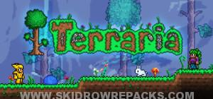 Terraria v1.3.0.8 Full Crack