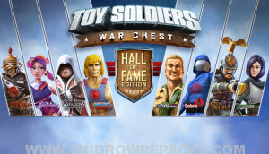 Toy Soldiers War Chest Full Crack