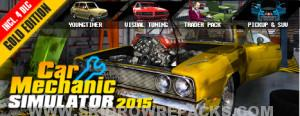 Car Mechanic Simulator 2015 Gold Edition PLAZA