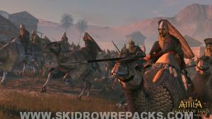 Download Total War ATTILA Empires of Sand Culture Pack