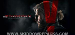 Metal Gear Solid V The Phantom Pain Repack with Crack v2