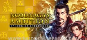 NOBUNAGA'S AMBITION Sphere of Influence RELOADED