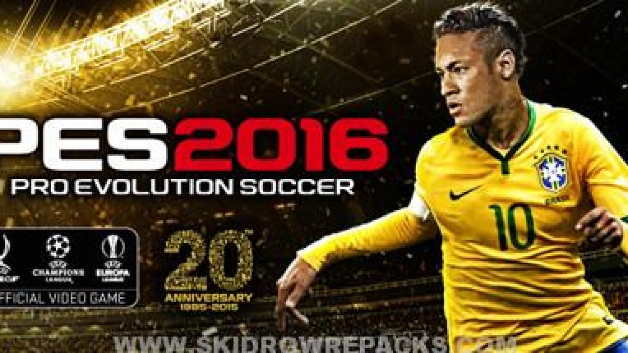 pro evolution soccer 2016 pc download torrent