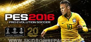 Pro Evolution Soccer 2016 Full Version