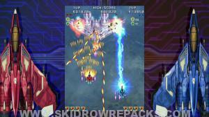 Raiden IV OverKill Full Version