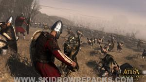 Total War ATTILA Empires of Sand Culture Pack RELOADED