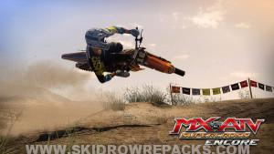 Download MX vs ATV Supercross Encore