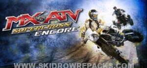MX vs ATV Supercross Encore Full Version