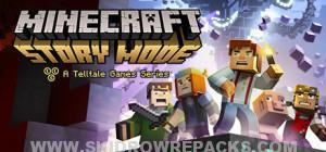 Minecraft Story Mode Episode 1 - GOG