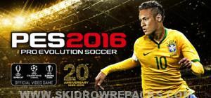 Pro Evolution Soccer 2016 Update v1.02 RELOADED