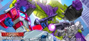TRANSFORMERS Devastation Full Version