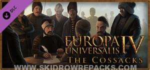 Europa Universalis IV The Cossacks Full Version
