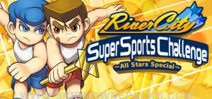 River City Super Sports Challenge All Stars Special Cracked