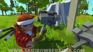Game Scrap Mechanic