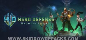 Hero Defense - Haunted Island Full Version