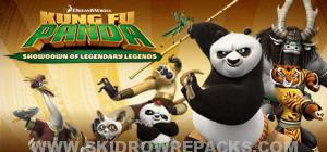 Kung Fu Panda Showdown of Legendary Legends Full Version