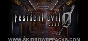 Resident Evil 0 biohazard HD REMASTER CODEX