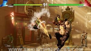 Game Street Fighter V Full Version