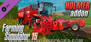Farming Simulator 15 HOLMER Full Version