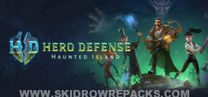 Hero Defense Haunted Island Full Version