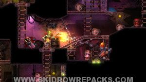 SteamWorld Heist The Outsider
