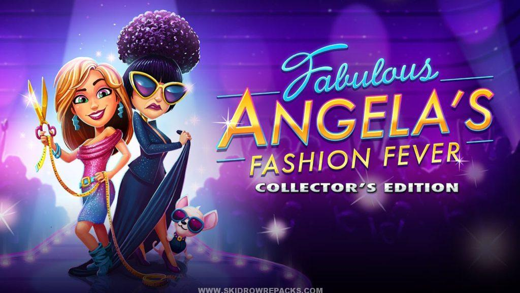 Fabulous Angela's Fashion Fever Collector's Edition Full Version