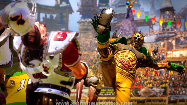 Blood Bowl 2 - Nurgle Free Download