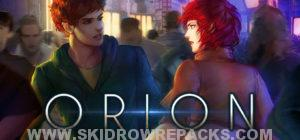 Orion A Sci-Fi Visual Novel Full Version