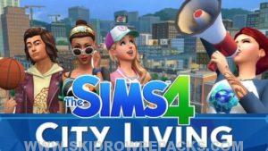 The Sims 4 City Living Free Download