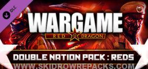 Wargame Red Dragon - Double Nation Pack REDS Full Version