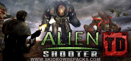 Alien Shooter TD Free Download