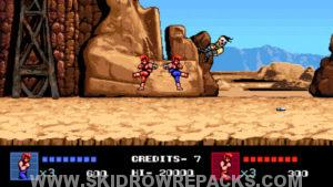 Download Double Dragon IV