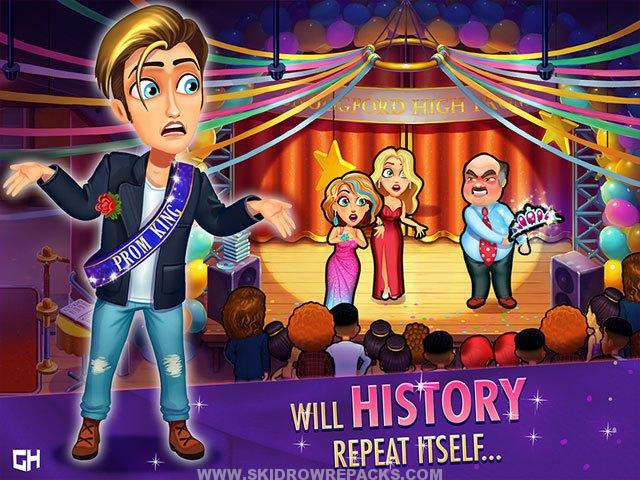 Fabulous - Angela's High School Reunion Full Game