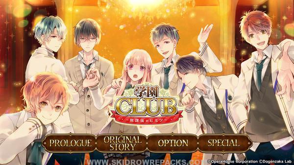 Gakuen Club Full Version