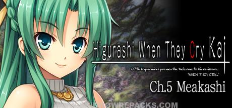 Higurashi When They Cry Hou - Ch. 5 Meakashi Full Version