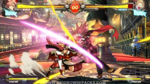 GUILTY GEAR Xrd REV 2 Upgrade Full Game