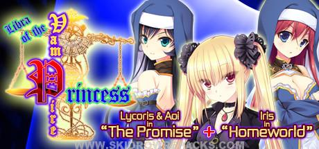"Libra of the Vampire Princess: Lycoris & Aoi in ""The Promise"" PLUS Iris in ""Homeworld"" Full Version"