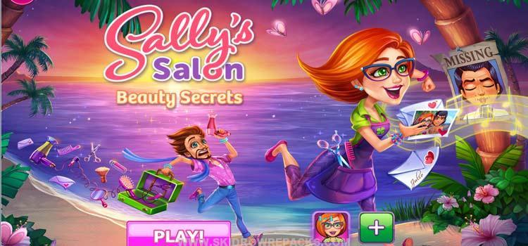Sally's Salon - Beauty Secrets Platinum Edition Free Download