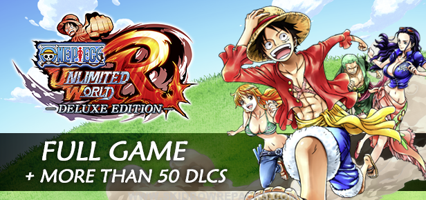 One Piece Unlimited World Red - Deluxe Edition Full Version