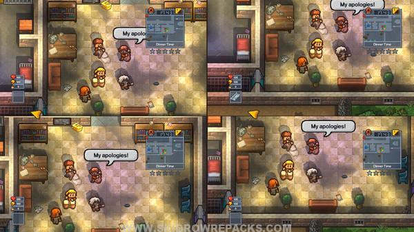 The Escapists 2 SKIDROW