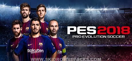 PRO EVOLUTION SOCCER 2018 – FC Barcelona Edition Free Download