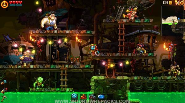 SteamWorld Dig 2 GOG Archives | SKIDROW Repacks